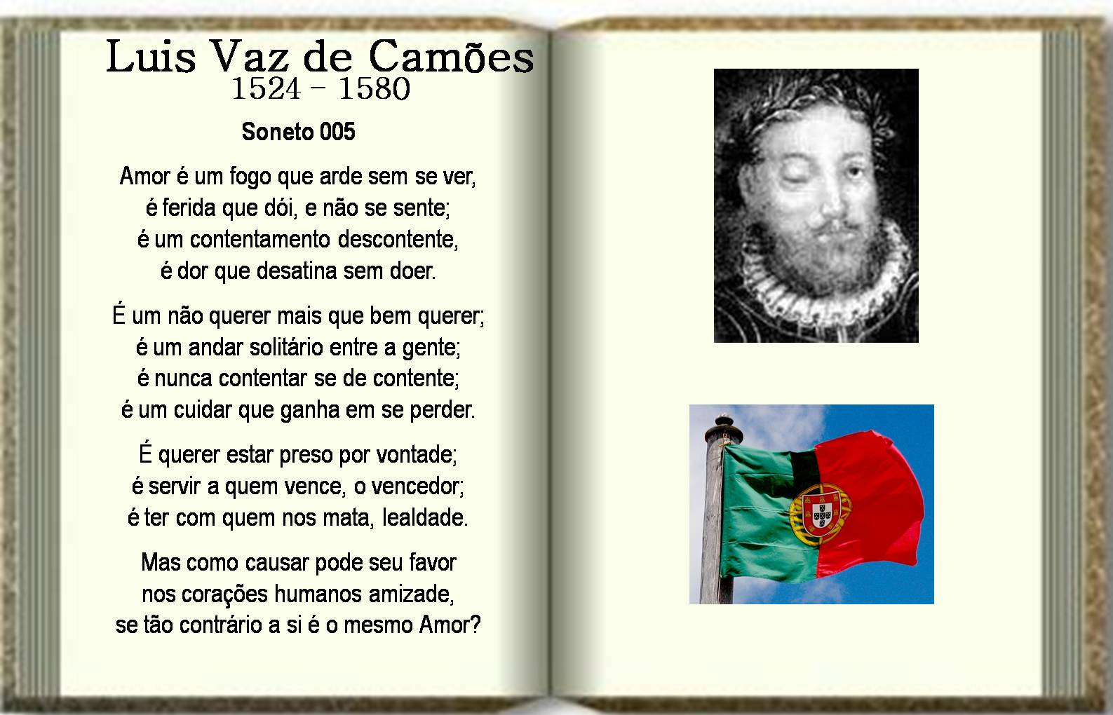 livro sonetos de camoes